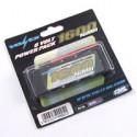 VOLTZ 1600mah 6.0V RECEIVER PACK STRAIGHT (JR PLUG)