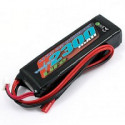 VOLTZ 2300mah 2S 6.6V RX LiFe STRAIGHT BATTERY PACK