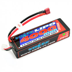 VOLTZ 4000mah HARD CASE 7.4V 50C LIPO STICK PACK