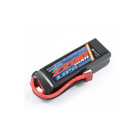 VOLTZ 2200mah 14.8V 30C LIPO BATTERY