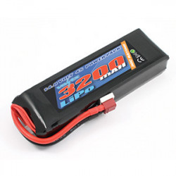 VOLTZ 3200mah 14.8V 30C LIPO BATTERY