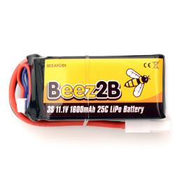 Batterie Lipo 3s 11,1V 1600mAh 25C pour Parrot AR Drone 1.0 & 2.0