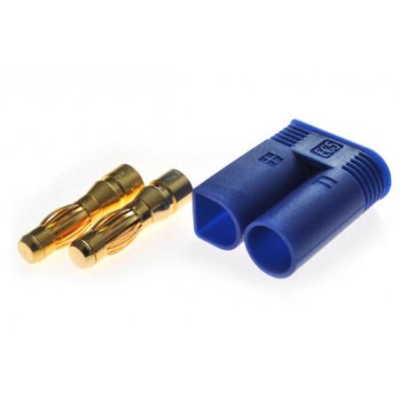 Connecteur : prise EC5 Male (10pcs)