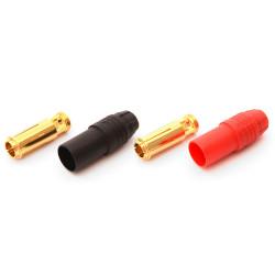 Connecteur : prise AS150 anti-etincelle 7.0mm Femelle (5R+5N)