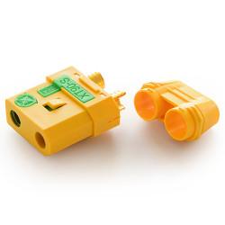 Connecteur : prise XT90S anti-etincelle Femelle (10pcs)