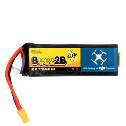 Batterie Lipo 3s 11,1V 2200mAh 35C pour DJI Phantom