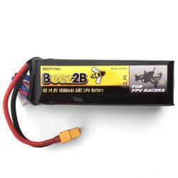 Batterie Lipo 4S 14.8v 1800mAh 50C pour FPV racer