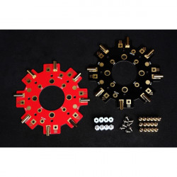 Power distribution board for Drones - 260A (Continuous), 320A (Peak)