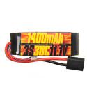 Batterie Lipo 3s 11.1v 1400mAh 30C pour Traxxas 1/16