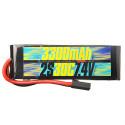 Batterie Lipo 2s 7.4v 3300mAh 30C pour Traxxas 1/10