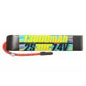 Batterie Lipo 2s 7.4v 13.000mAh 30C pour Traxxas 1/10