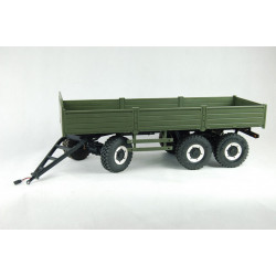 Tractor Trailer T004 1/12