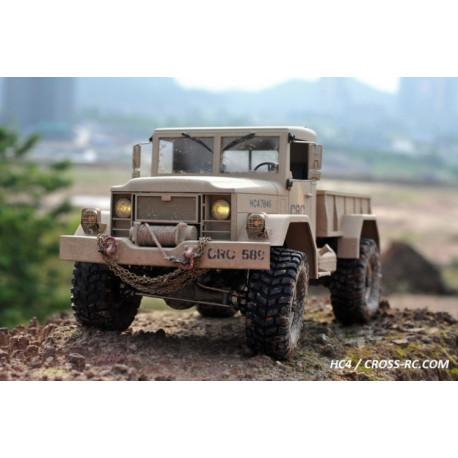Crawling kit - HC4 1/10 4x4 Truck