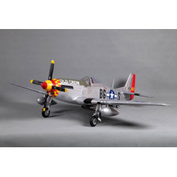 Avion 1400mm P51 Old crow (V8) kit PNP