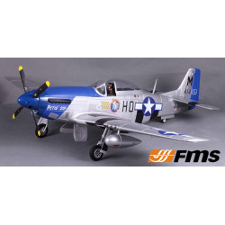 Avion 1400mm P51 Petie 2nd (V8) kit PNP