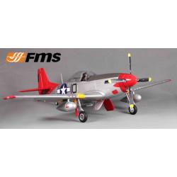 Avion 1400mm P51 Red tail (V8) kit PNP