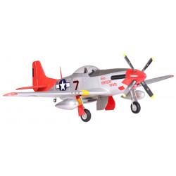 Avion 1700mm P51 (rouge) kit PNP