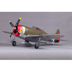 Avion 980mm P-47 Razorback (speed version) kit PNP