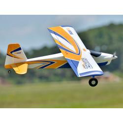 Avion Trainer 1220mm Super EZ V2 kit PNP - flotteurs inclus