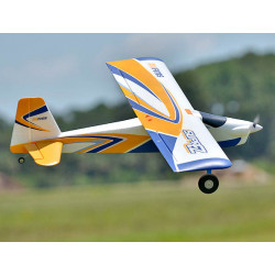 Avion Trainer 1220mm Super EZ V2 kit RTF (mode 2 ) - flotteurs inclus
