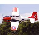 Avion 1400MM T-28 (V4) RED kit PNP
