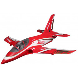 Jet 70mm EDF Avanti Red PNP kit