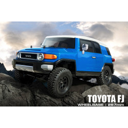 CMX 1/10 267mm RTR Crawler car kit (2.4G) TOYOTA FJ