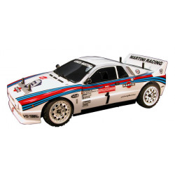 LANCIA 037 EVO2 San Remo 1983 1/10 RC car RTR Kit