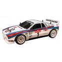 LANCIA 037 EVO2 San Remo 1983 1/10 RC car RTR Kit