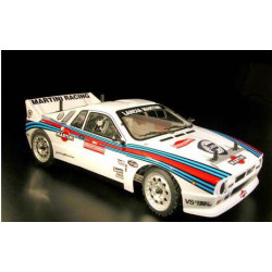 LANCIA 037 EVO2 San Remo 1983 1/10 RC car ARTR Kit