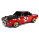 LANCIA FULVIA 1600HF Monte Carlo 1972 1/10 RC car RTR Kit