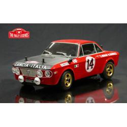 LANCIA FULVIA 1600HF Monte Carlo 1972 1/10 RC car ARTR Kit