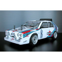 LANCIA DELTA S4 Martini 1986 1/10 RC car ARR Kit