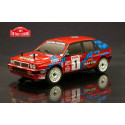 LANCIA DELTA INTEGRALE Martini San Remo 1989 1/10 RC car ARTR Kit