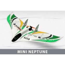 Mini-Neptune Green 588mm PNP wing plane kit