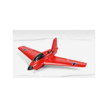 Kraftei Red 470mm PNP Speed plane kit (up to 240km/h)