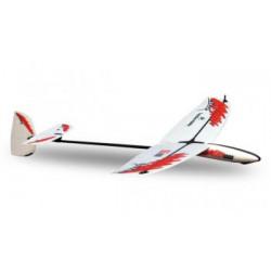 DLG-1000 995mm PNP hand launch glider kit