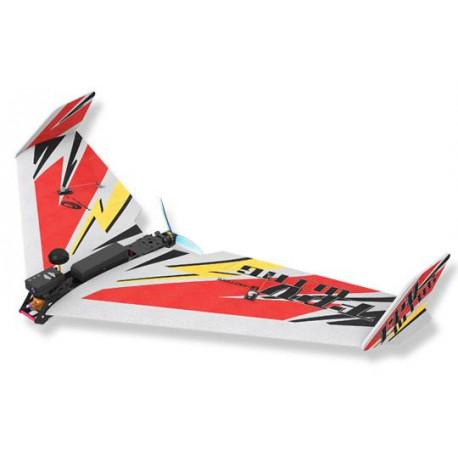 900mm FPV wing PNP plane kit (w/ T-Motor esc, motor, prop & 2 servos)
