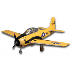 Plane 1400MM T-28 (V4) Yellow PNP kit