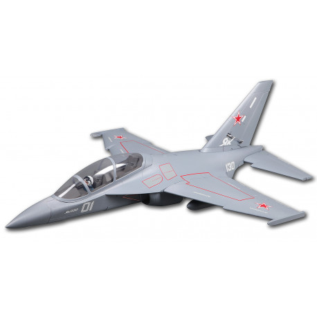 Jet 70mm EDF Yak 130 (V2 - up to 6S) Grey PNP kit