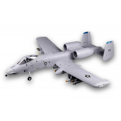 Jet Twin 70mm EDF A-10 Grey PNP Kit