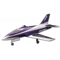 Jet 80mm EDF Futura Purple PNP kit