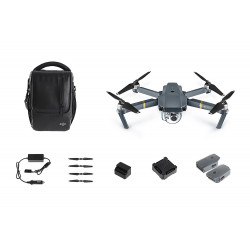DJI Mavic Pro Quadrocopter Fly More Combo