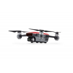 DJI Spark Mini Drone Lava Red