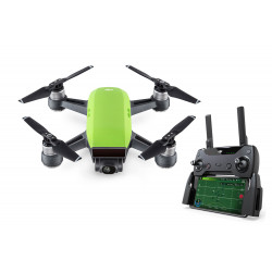 DJI Spark Mini Drone Fly More Combo Meadow Green