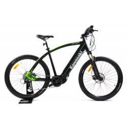 "KAWASAKI Hardtail Mountain Bike 27.5"" Mid-Motor"""