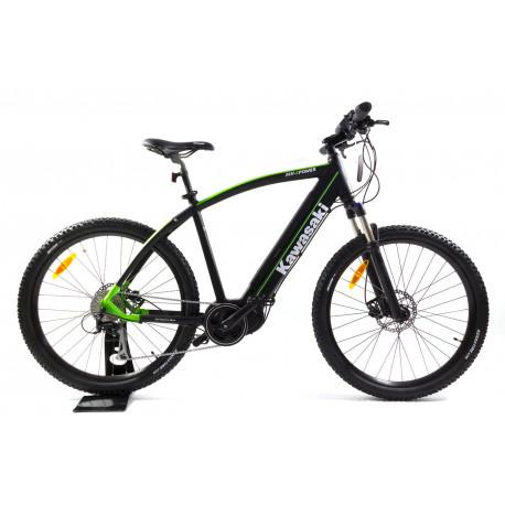 """KAWASAKI Hardtail Mountain Bike 27.5\"""" Mid-Motor"""""""