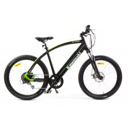 "KAWASAKI Hardtail Mountain Bike 27.5"" Rear-Motor"""