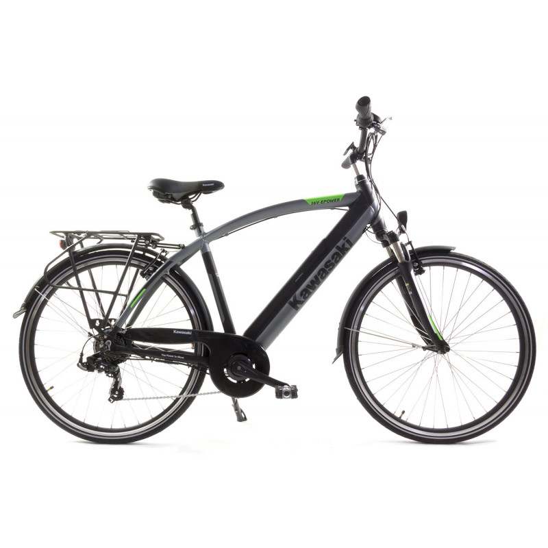 Kw 87000070 Kawasaki Trekking Bike Man