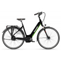 KAWASAKI KBC 2.0 L Citybike black Bosch drive